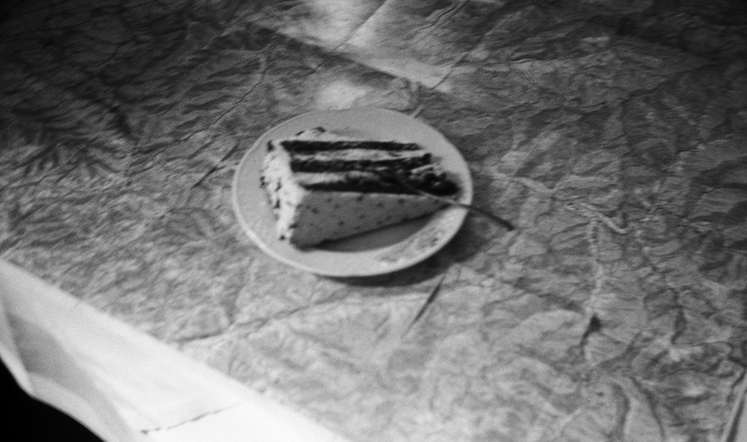 Decision making with the help of a Schwarzwälder Kirschtorte.